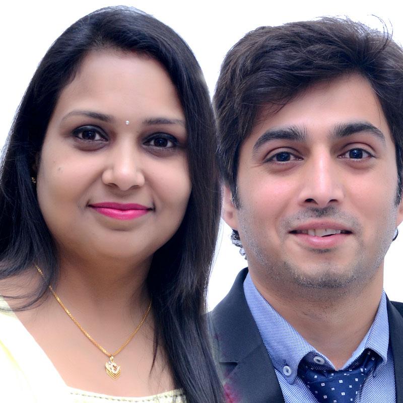 Dr. Megha Bansal & Dr. Kunal Khanna